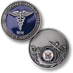 Hospital Corpsman - Enamel