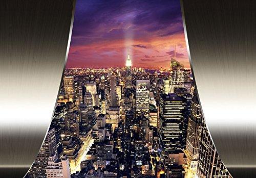 Murando - Fototapete 350x256 cm - Vlies Tapete - Moderne Moderne Moderne Wanddeko - Design Tapete - Wandtapete - Wand Dekoration - City Stadt New York NY d-B-0032-a-d B00W9U0QPI Wandtattoos & Wandbilder 7e9ed8