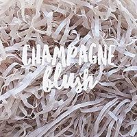 Champagne Blush Shredded Tissue Paper Shred Neutral Hamper Gift Box Basket Filler Fill Premium Quality