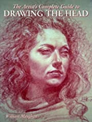 """In this innovative guide, master art instructor William Maughan demonstrates how to create a realistic human likeness by using the classic and highly accurate modeling technique of chiaroscuro (Italian for """"light and dark"""") developed by Leona..."""