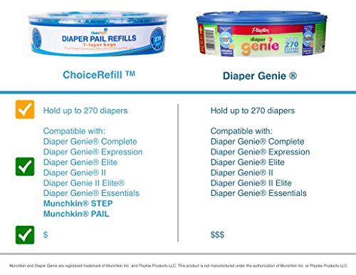 ChoiceRefill-Compatible-with-Diaper-Genie-Pails-4-Pack-1080-count