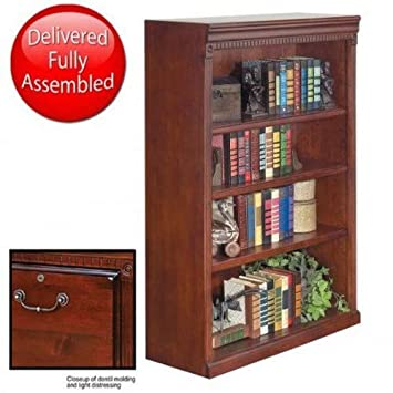 Martin Furniture HCR3648 D Huntington Club Office Open Bookcase, 48