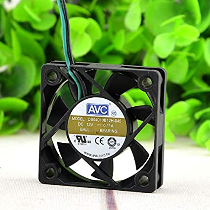 AVC DS04010B12H 12V 0.11A 4010 4cm double ball bearing cpu cooling fan