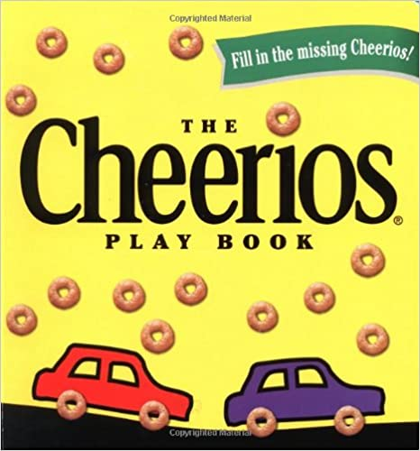 cheerios play book