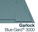 Garlock Blue-Gard 3000 - 1/8'' Thick - 30'' x 30'' Sheet