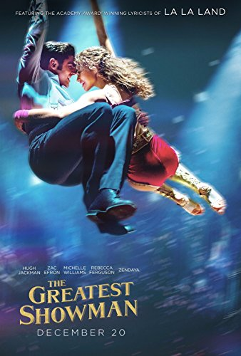 bribase shop The Greatest Showman 2017 Movie GIANT ART PRINT POSTER OZ169 20x13 - Giant Movie Poster