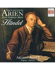 Händel: Neun deutsche Arien