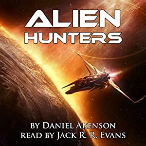Alien Hunters, Book 1 Audiobook