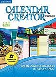 Software : Calendar Creator Deluxe v12.2 [PC Download]