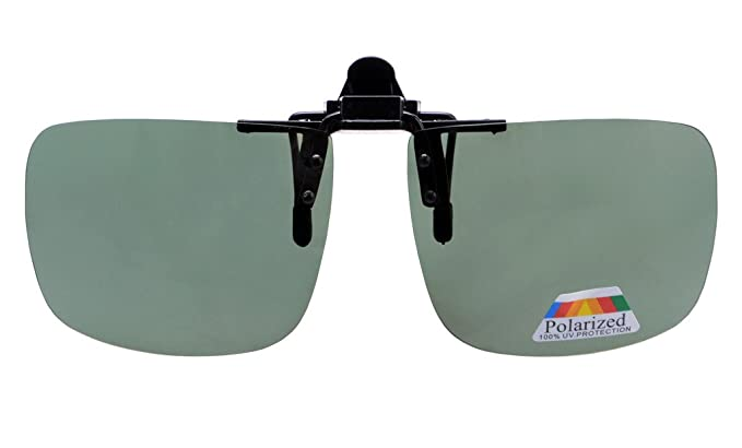 Brillenaufsatz polarisiert Schwarz OneSize 4ggBch7