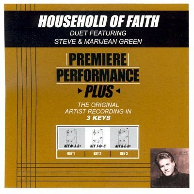 Premiere Performance Plus - Household Of Faith by EMI Group