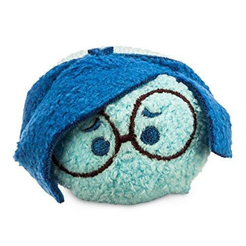 Tsum Tsum Inside Out Sadness Stuffed Animal Plush 3.5 by Anime Museum