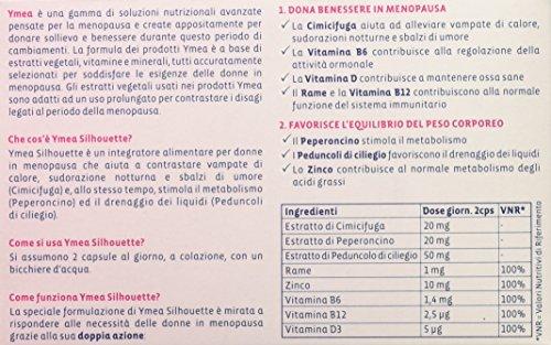 Ymea Silhouette - Integratore Alimentare 128 Capsule