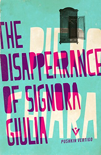 The Disappearance of Signora Giulia (Pushkin Vertigo)