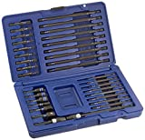 IRWIN Tools 34-Piece Impact Series Automotive Fastener Drive Bit Set (1840391)
