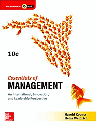 Essentials of Management: An International, Innovation and