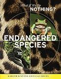 Endangered Species, Sean Sheehan, 1433900866