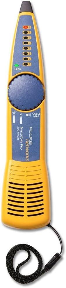 Fluke intellitone 200/Probe Testeur pour RJ11//RJ45