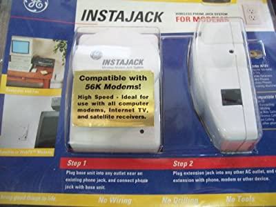 GE TL-96597 Wireless INSTAJACK for Modems