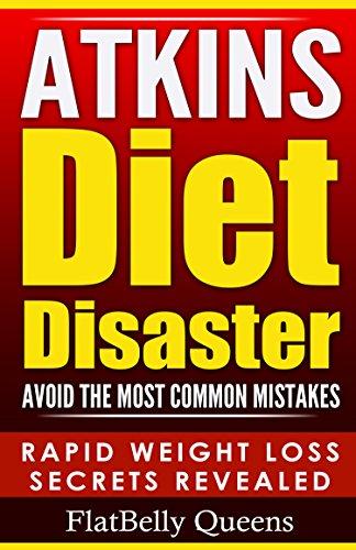ATKINS Disaster Mistakes Secrets inflammatory ebook product image