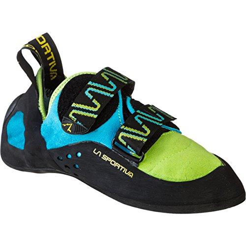 La Sportiva Katana piedi di gatto, Unisex adulto Verde/Blu