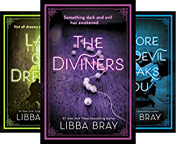 Image result for the diviners series libba bray