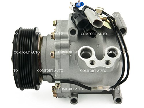 1995 1996 1997 1998 1999 2000 Chrysler Sebring Convertible only ALL Engines New AC Compressor With Clutch 1 Year Warranty