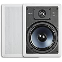 Polk Audio RC85i In-Wall Speakers Pair