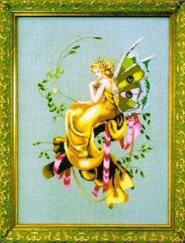 Woodland Fairie, The - Cross Stitch Pattern