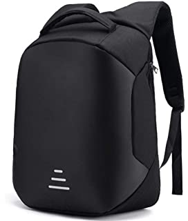 Deals Outlet Anti Theft Backpack with USB Charging Port 15.6 Inch Laptop  Bagpack Waterproof Casual Unisex 52fa736153777