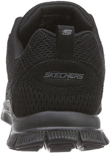 SkechersFlex Appeal - Obvious Choice - Zapatillas mujer Negro (BBK)