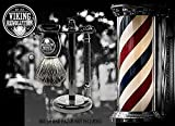 Black Safety Razor Stand - Razor Holder and Shaving