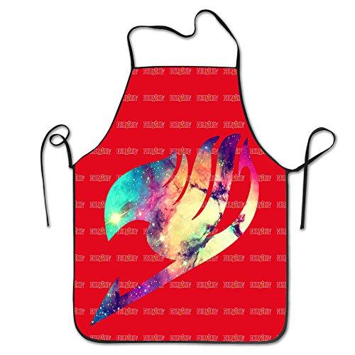 Mavis And Johnny Costume (Fairy Tail Kitchen Barbecue Apron)