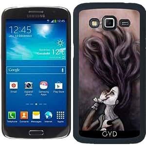 Funda para Samsung Galaxy Grand 2 (SM-G7105) - En El Lado Equivocado by Rouble Rust