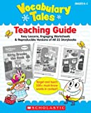 Vocabulary Tales, Liza Charlesworth, 0545088658
