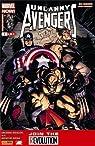 Uncanny Avengers, tome 2 : Alliés mortels par Cassaday