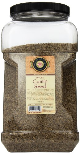 Spice Appeal Cumin Seed Whole, 4 lbs by Spice Appeal