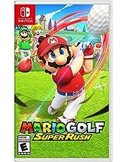 Mario Golf: Super Rush - Nintendo Switch Games and Software - Super Rush Edition