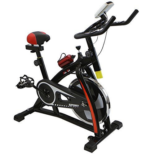 Stationary Exercise Bicycle Indoor Bike Cycling Cardio