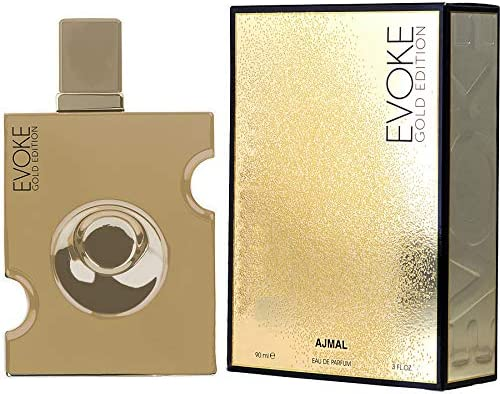 EVOKE GOLD EDITION FOR HIM By Ajmal