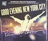 Good Evening New York City [2CDs + DVD] by Paul McCartney (2009-11-17)