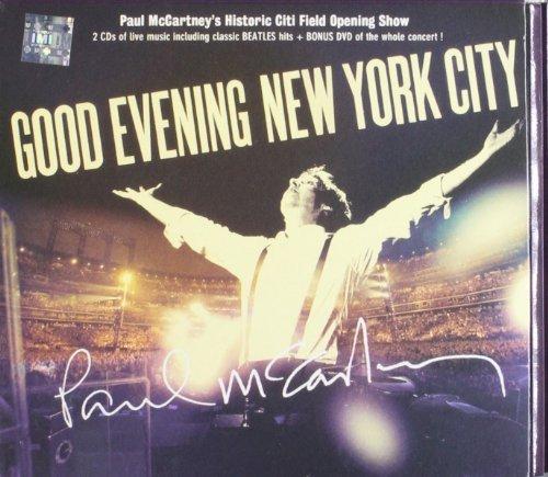 Good Evening New York City [2CDs + DVD] by Paul McCartney (2009-11-17)