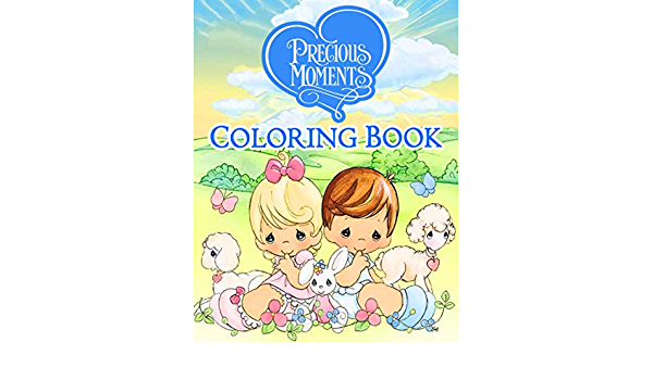 - Precious Moment Coloring Book: A Sweety Coloring Book For Kids With Precious  Moment Designs To Color, Relax And Relieve Stress: Sarah Vollmer:  9798562272614: Amazon.com: Books