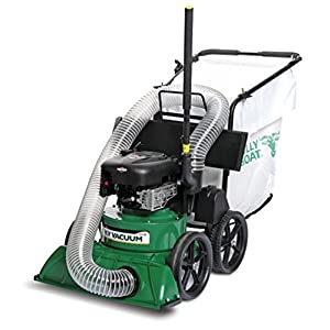 Billy Goat KV600 Lawn and Litter Vacuum, 190 cc Briggs, Mesh Bag with Dust Skirt