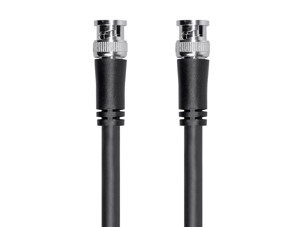 Monoprice Viper Series HD-SDI RG6 BNC Cable, 10', Black 10' 116184