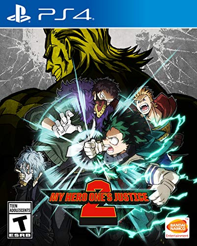 MY HERO ONE'S JUSTICE 2 - PlayStation 4 1
