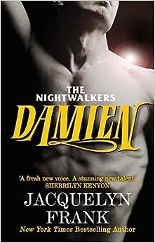 Book Damien: Number 4 in series (Nightwalkers)