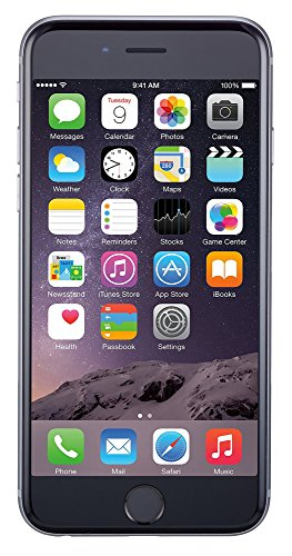 Apple iPhone 6 Plus, GSM Unlocked, 16GB - Space Gray