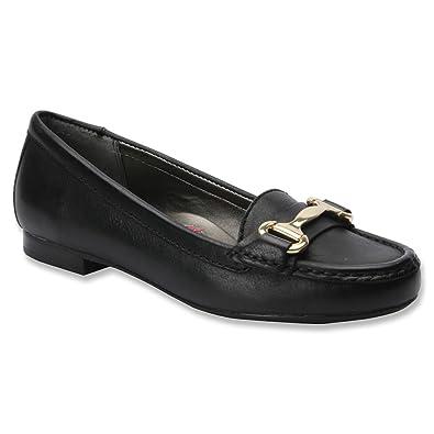 Ros Hommerson Women's Regina Black Burnished Leather ...
