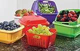 Hutzler 3-in-1 Berry Box, White
